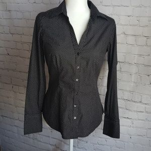 Express Design Studio fitted blouse